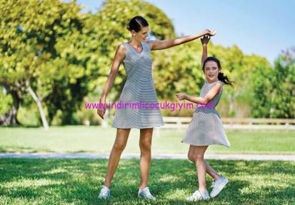lc waikiki anne-kız elbiseleri