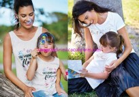 lcw-anne-kız tişört modelleri