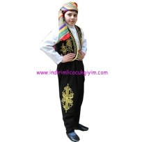 23-nisan-erkek-cocuk-kiyafeti-folklör kostümü