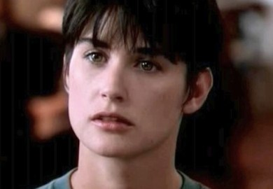 Demi Moore Short Hairstyle Photos