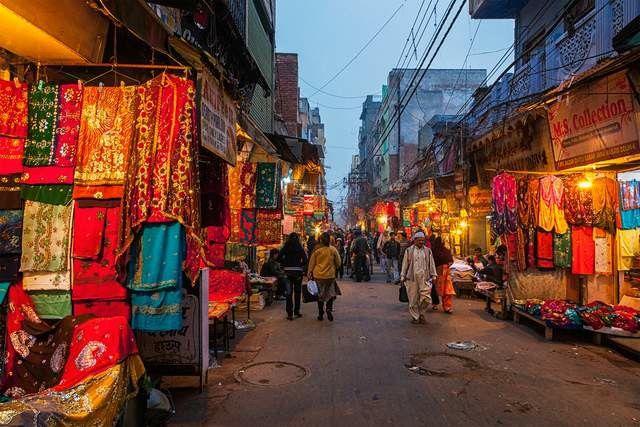 पुरानी दिल्ली बाज़ार