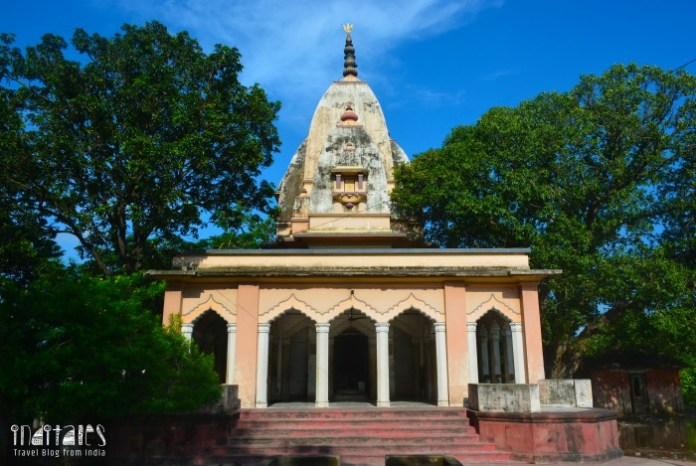 Kameshwari Shyama Mandir Darbhanga Bihar
