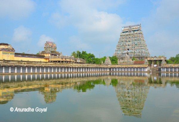 चिदंबरम का नटराज मंदिर