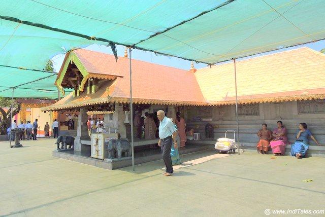 Padi Igguthappa Temple Complex