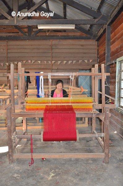 सरकारी हस्त-कला केंद्र - बोमडिला, अरुणाचल प्रदेश