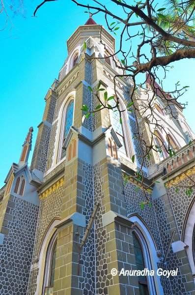 कैथेड्रल ऑफ़ होली नेम - कोलाबा मुंबई