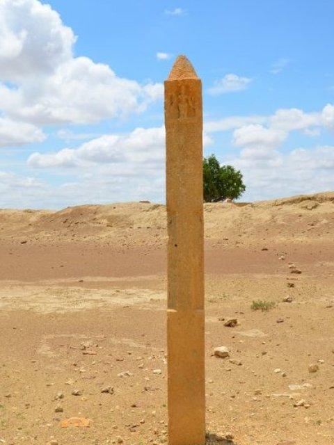 जल स्तर जानने के खम्बे