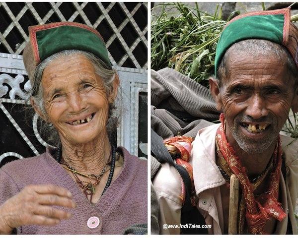 खिलखिलाते मुस्कुराते हिमाचली लोग