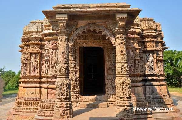 मुख्य सूर्य मंदिर - मोढेरा, गुजरात