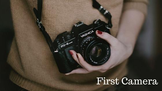 याशिका - मेरा पहला कैमरा