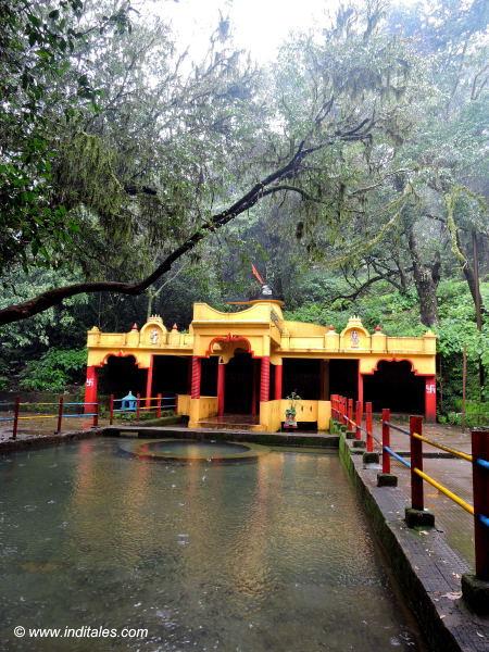 हिरण्यकेशी गुफा एवं शिव मंदिर