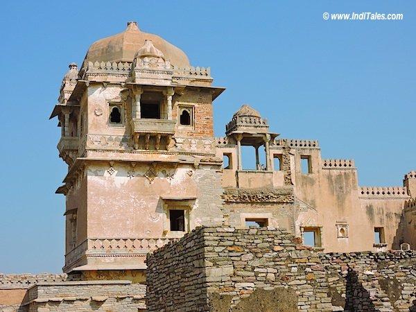 कुम्भ महल चित्तौड़गढ़ किला