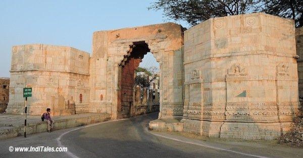 चित्तौड़गढ़ किले का राम पोल