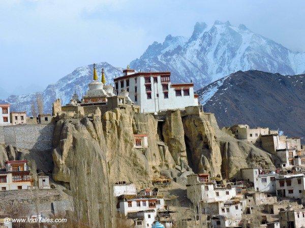 लामायुरु मठ - लद्दाख