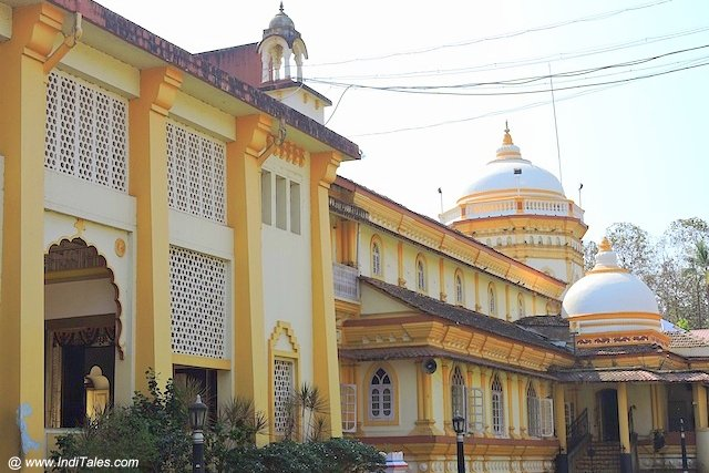 श्री रामनाथ प्रसन्न या रामनाथी मंदिर - गोवा