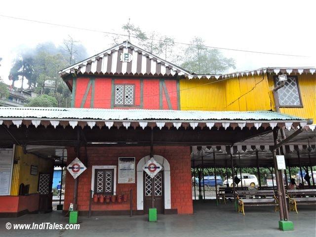 घूम स्टेशन