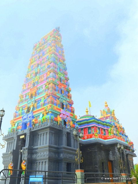 रामेश्वरम मंदिर - नामची सिक्किम