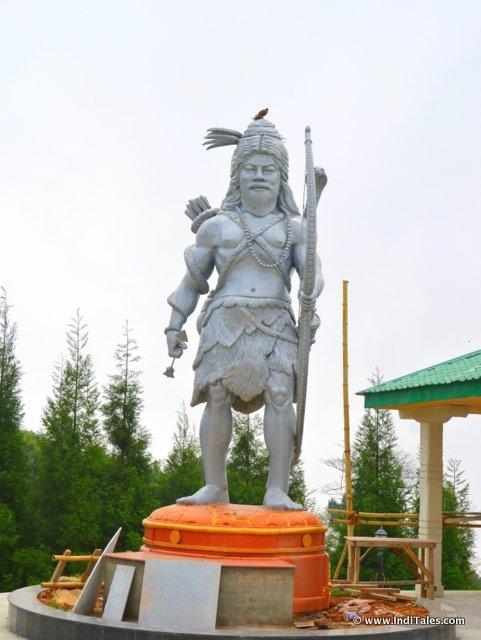 किर्तेश्वर प्रतिमा - नामची सिक्किम
