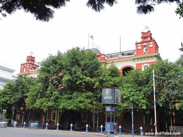 कलेक्ट्रेट भवन कलकत्ता