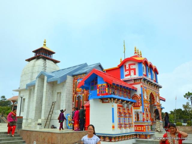 श्री बद्रीनाथ धाम - नामची, सिक्किम