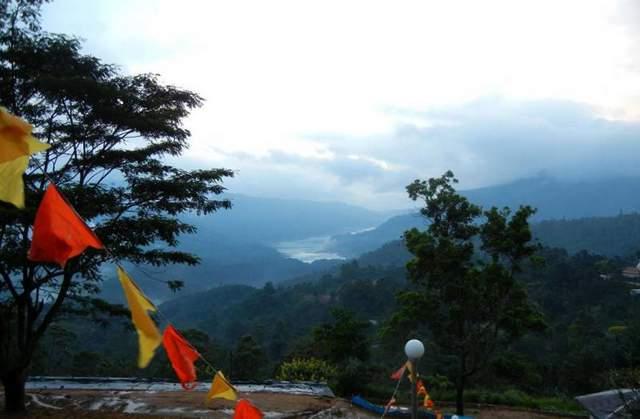 भक्त हनुमान मंदिर - राम्बोदा पर्वत