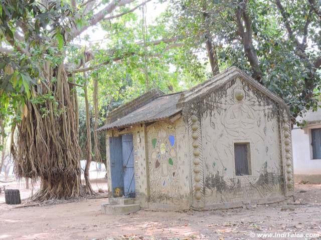 Artistic shack