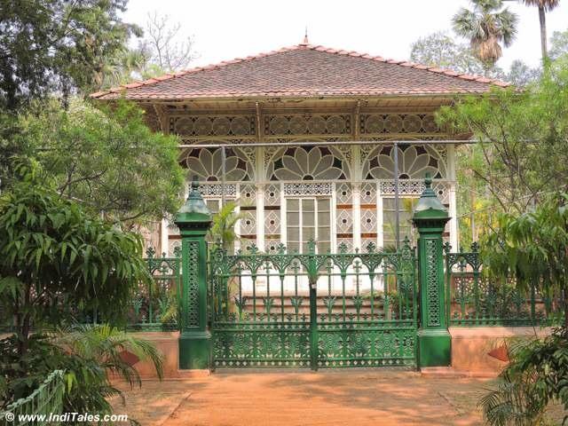Brahma Temple of Santiniketan