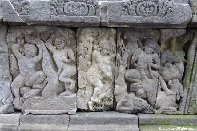 विष्णु मंदिर की कथाएं - प्रमबनन