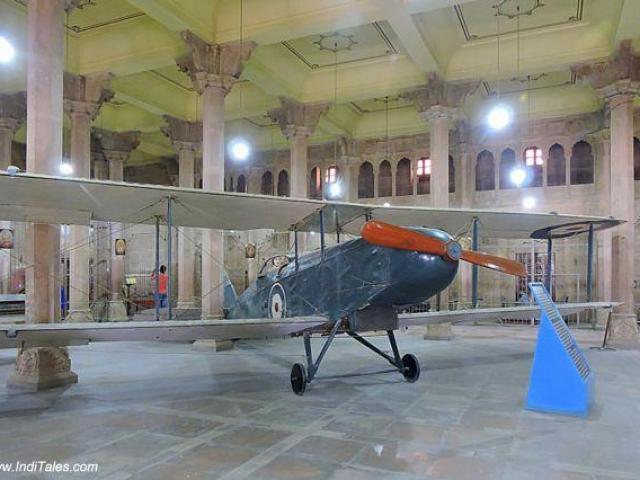 प्रथम विश्व युद्ध का विमान