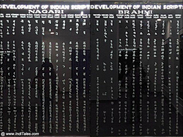 भारतीय लिपि कथा