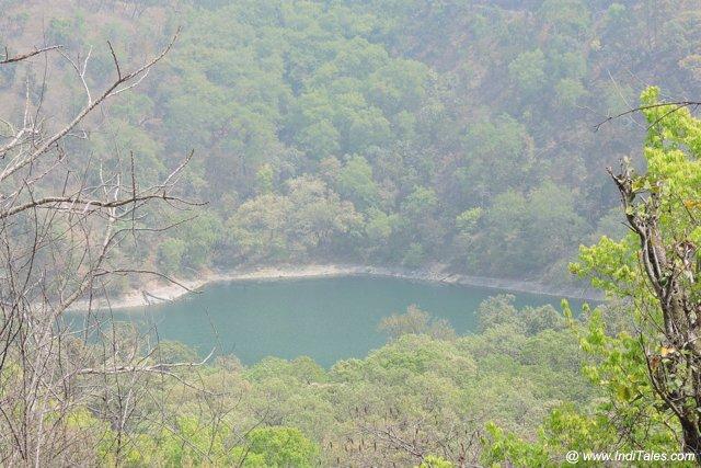गरुड़ ताल - कुमाऊँ, उत्तराखण्ड