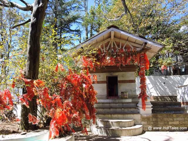 मुक्तेश्वर धाम मंदिर