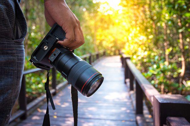 फोटोग्राफी या छाया चित्रण