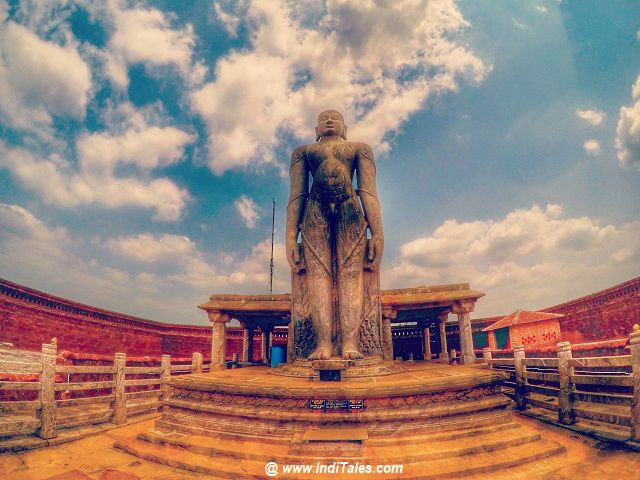 Tale Of Two Bahubali Gomateshwara Statues At Karkala