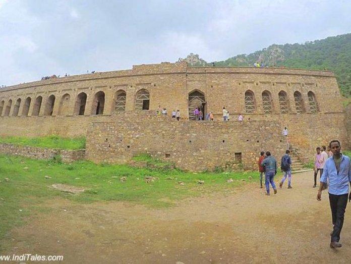 भानगढ़ का महल