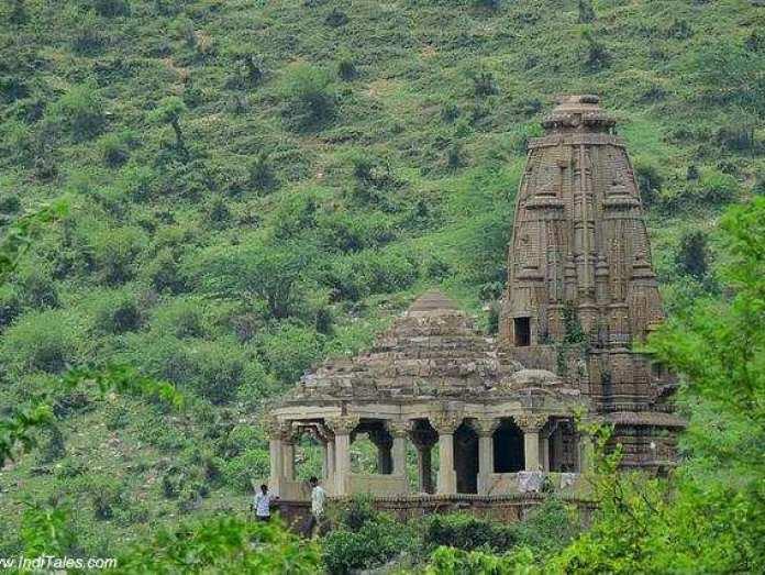 मंगला माता मंदिर - भानगढ़