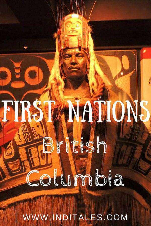 ब्रिटिश कोलंबिया के फर्स्ट नेशन्स अथवा मूल आदिवासी
