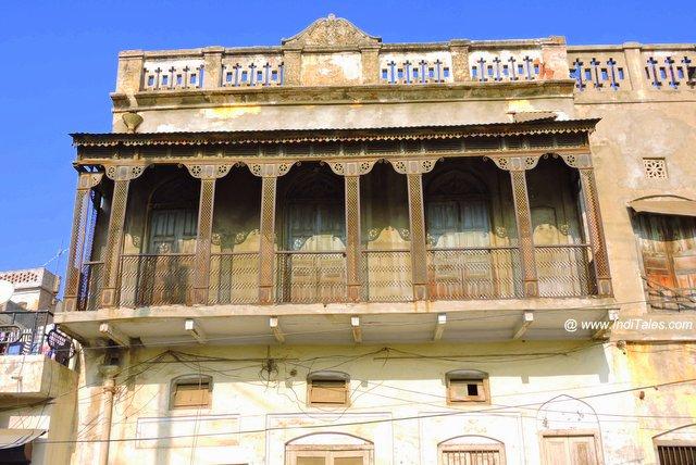 पटियाला के पुराने घर
