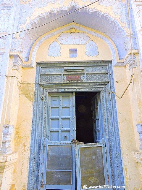 हवेली वाला मुहल्ल्ले के द्वार