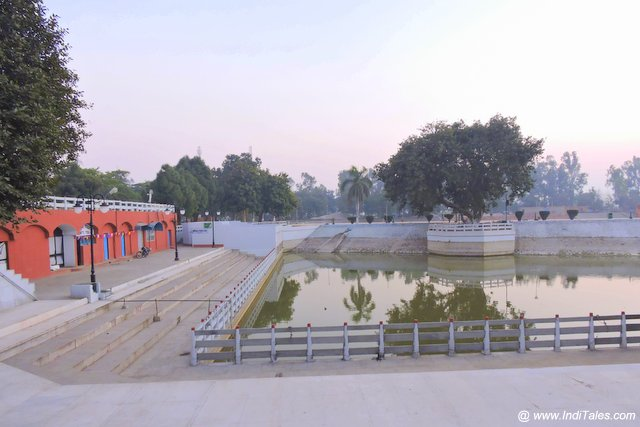 ज्योतिसर - जहाँ श्री कृष्ण ने अर्जुन को गीता का ज्ञान दिया