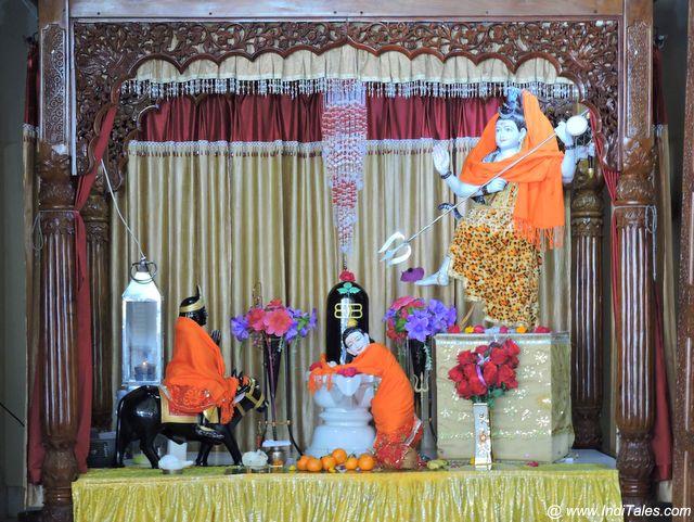 मार्कंडेय मंदिर - शाहबाद मारकंडा