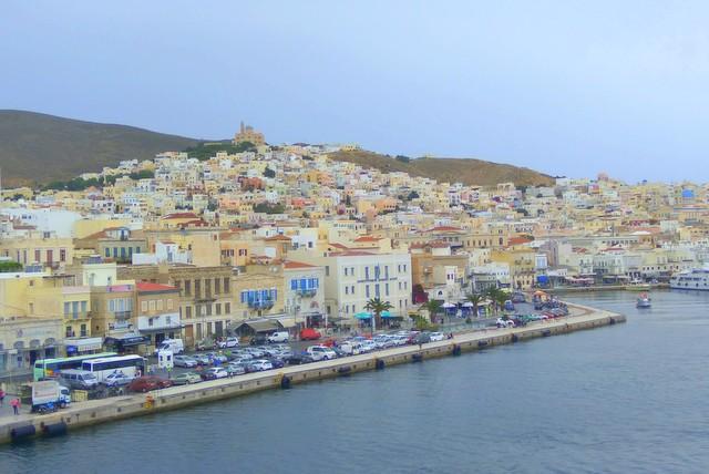 एथेंस की बंदरगाह