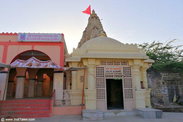 द्वारका का भद्रकाली मंदिर