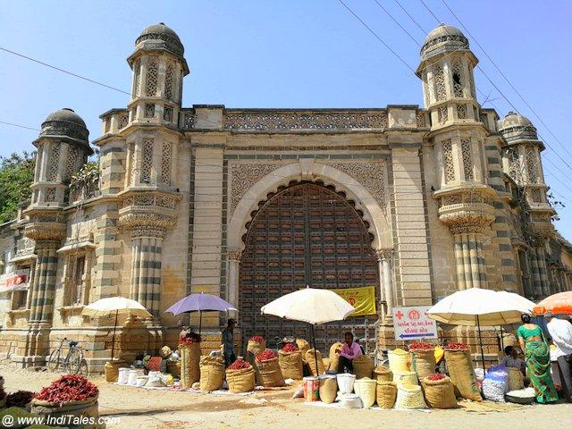 पोरबंदर के बाज़ार
