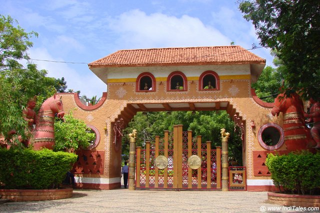 शिल्परामम हैदराबाद