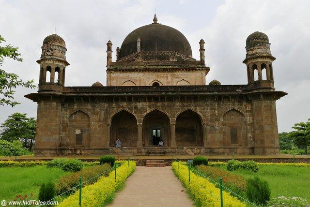 काला ताज महल - बुरहानपुर