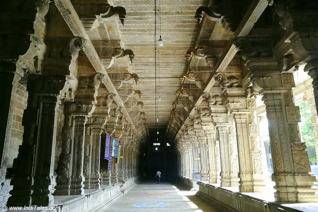 एकम्बरनाथ मंदिर - कांचीपुरम, तमिल नाडू