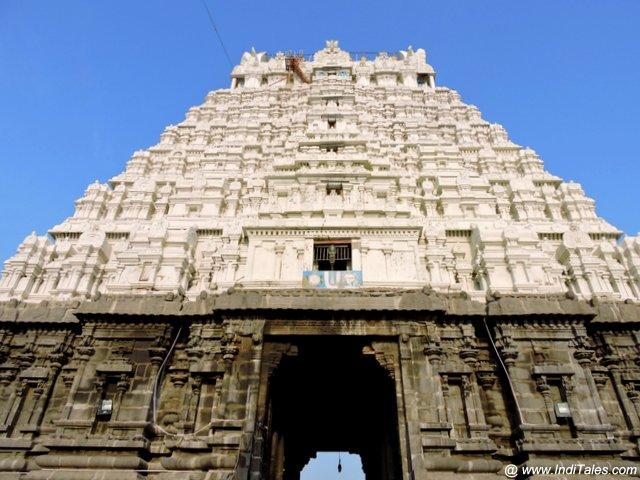 वरदराज पेरूमल मंदिर राज गोपुरम