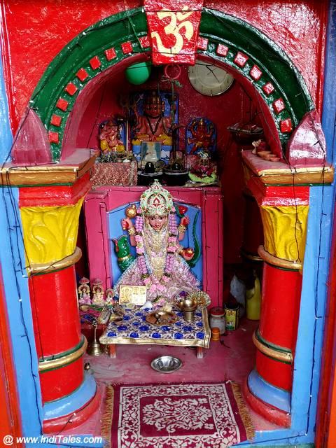 त्रिवेणी संगम प्रयागराज  - गंगा मंदिर