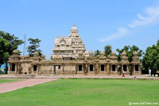 कैलाशनाथ मंदिर कांचीपुरम